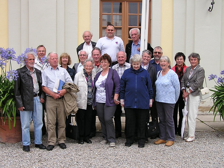 Internationales Seniorentreffen - Gruppenfoto